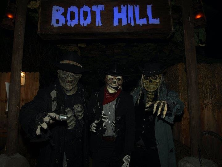 The Legend Of Boot Hill In Irvine CA